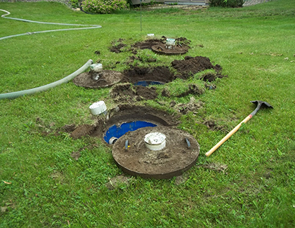 Septic System Services Septic Tank Pumping System